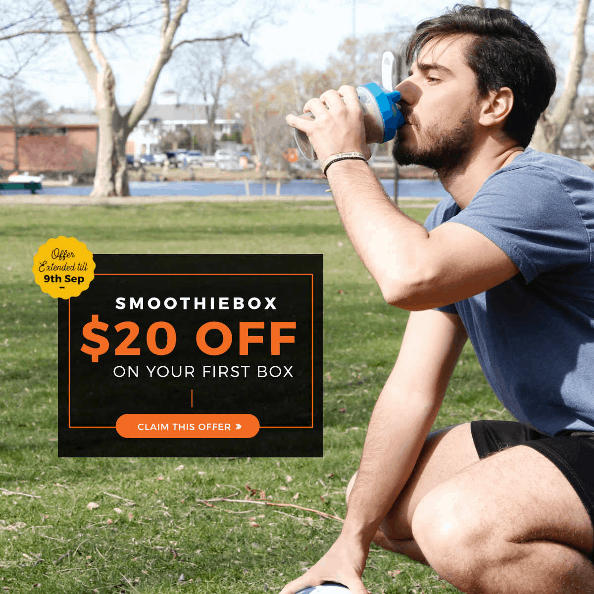 SmoothieBox Sale: Get $20 Off – EXTENDED!