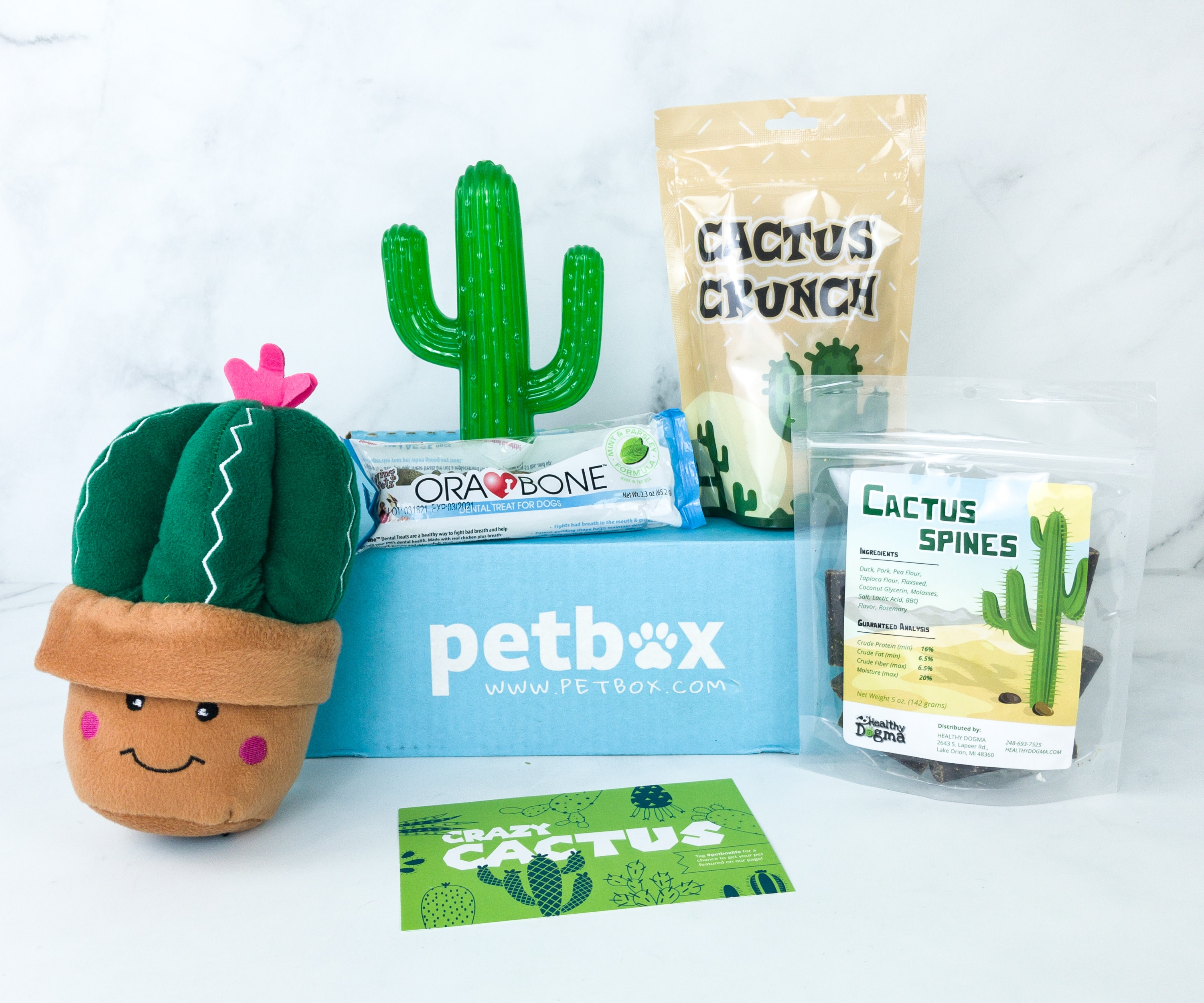 PetBox August 2019 Subscription Review & 50% Off Coupon Code – Large Dog