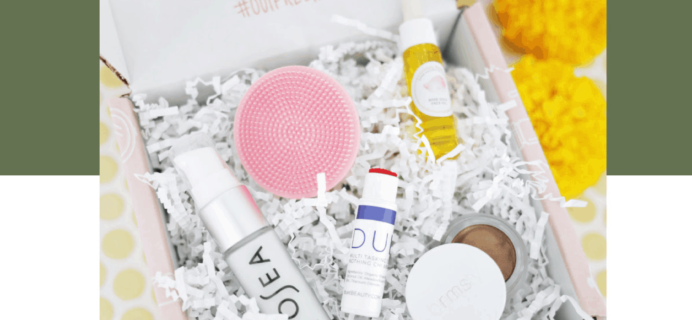 Oui Fresh Beauty Box September 2019 Full Spoilers!