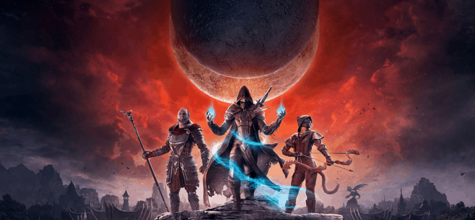 Loot Crate's The Elder Scrolls Crate November 2019 Theme Spoilers & Coupon!