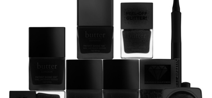 Butter London Feel Good Beauty Mystery Box Available Now!