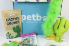 PetBox CAT August 2019 Subscription Review & 50% Off Coupon