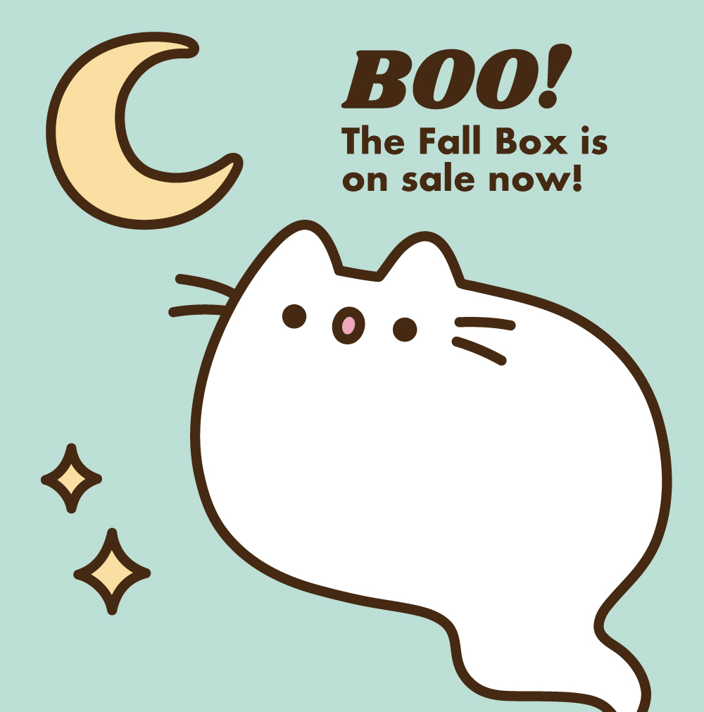 Pusheen Box Fall 2019 Full Spoilers!