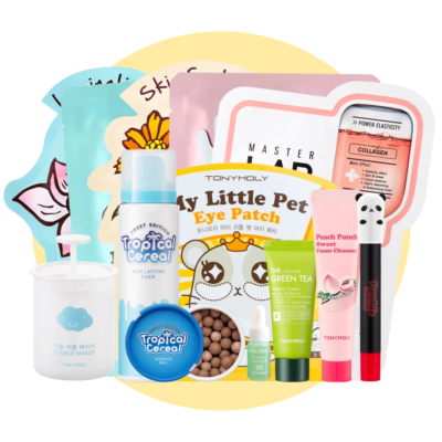 Tony Moly September 2019 Monthly Bundle Available Now + Full Spoilers!