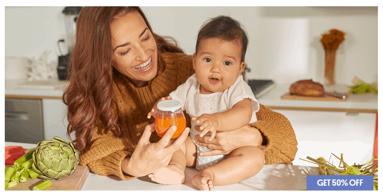 Yumi Baby Food Coupon: Get 50% Off!