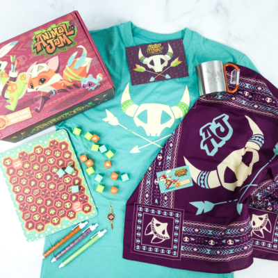 Animal Jam Box Summer 2019 Review