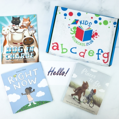 Kids BookCase Club September 2019 Subscription Box Review + 50% Off Coupon! 2-4 YEARS OLD