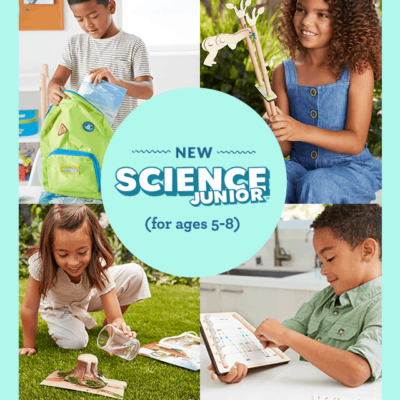 Little Passports Science Junior Coupon: Get 20% Off!