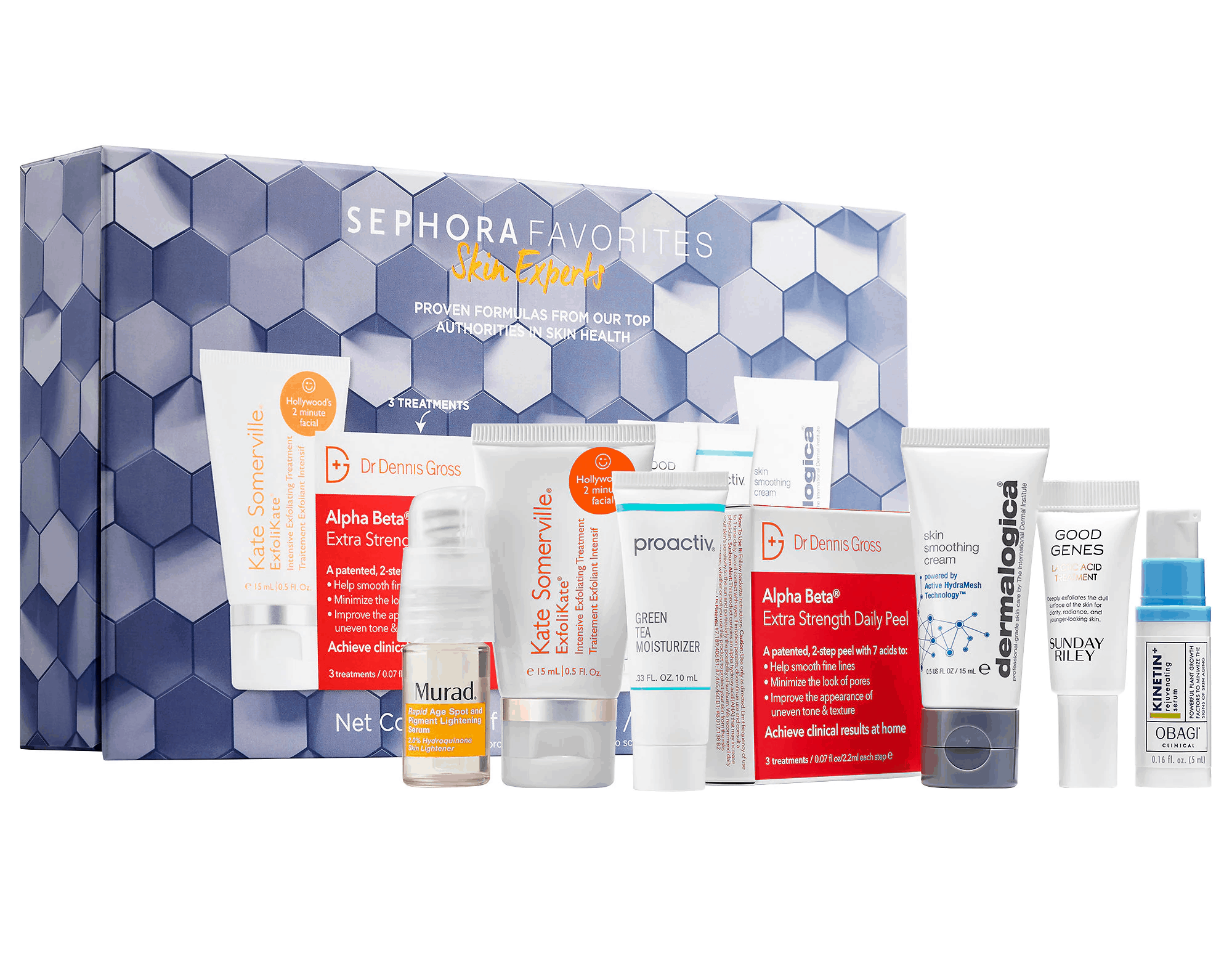 New Sephora Kit Available Now + Coupons – Skin Experts Box!