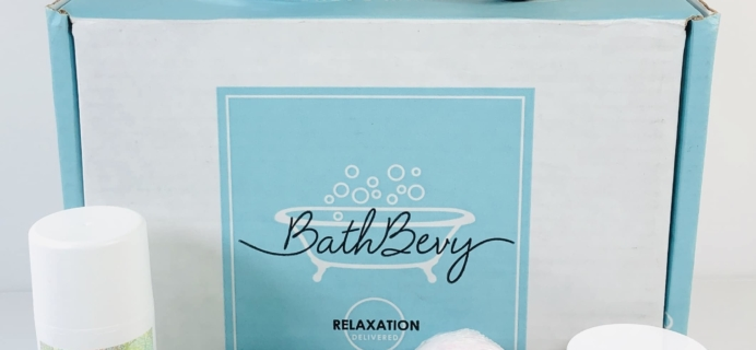 Bath Bevy September 2019 Subscription Box Review + Coupon