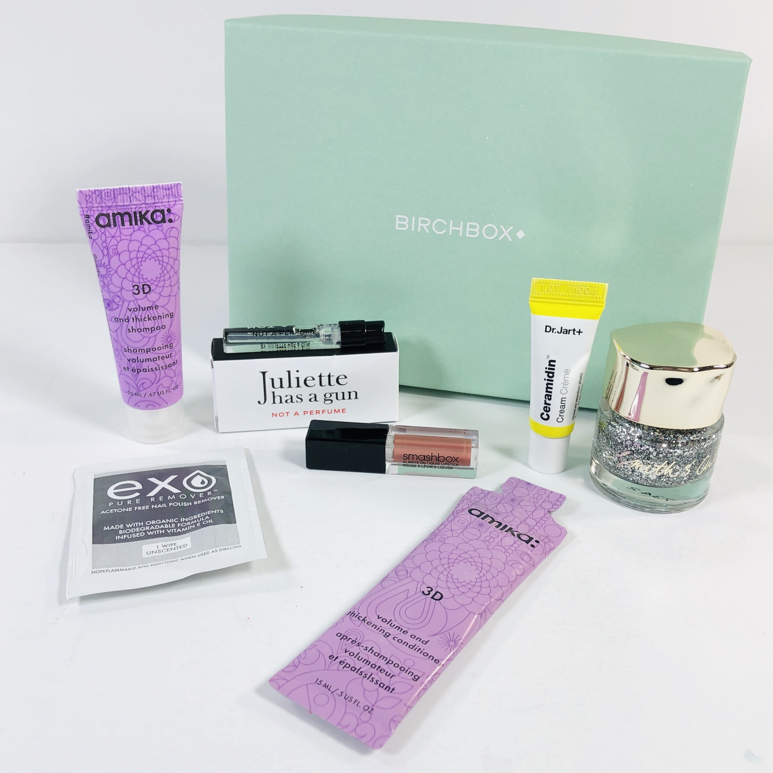 Birchbox September 2019 Subscription Box Review + Coupon – Curated Box #2!