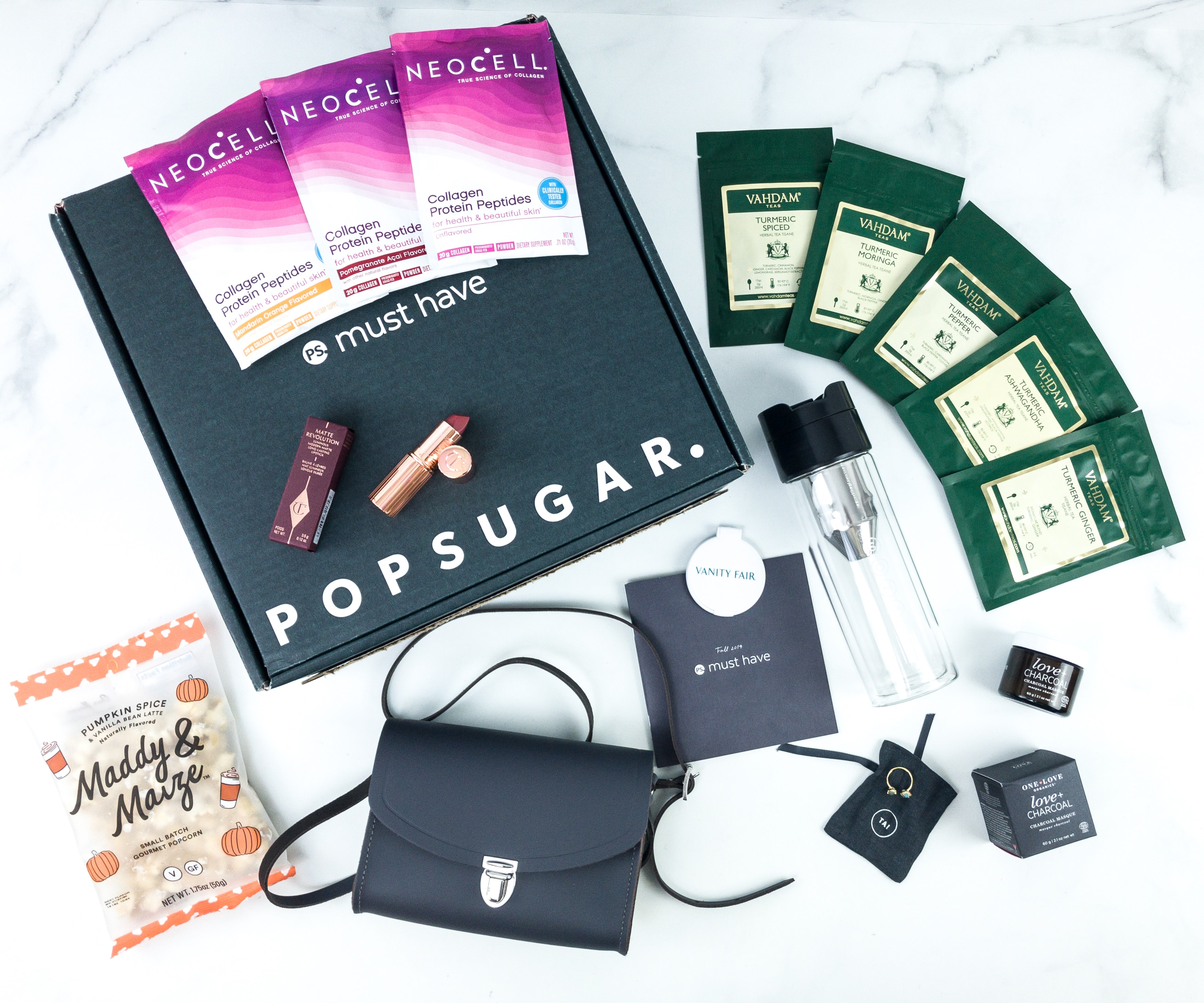 POPSUGAR Must Have Box Fall 2019 Review & Coupon