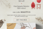 Bombay & Cedar Fall/Winter 2019 Limited Edition Box Available Now + Coupon!
