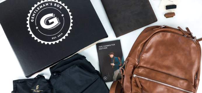 The Gentleman's Box Fall 2019 Premium Box Review + Coupon