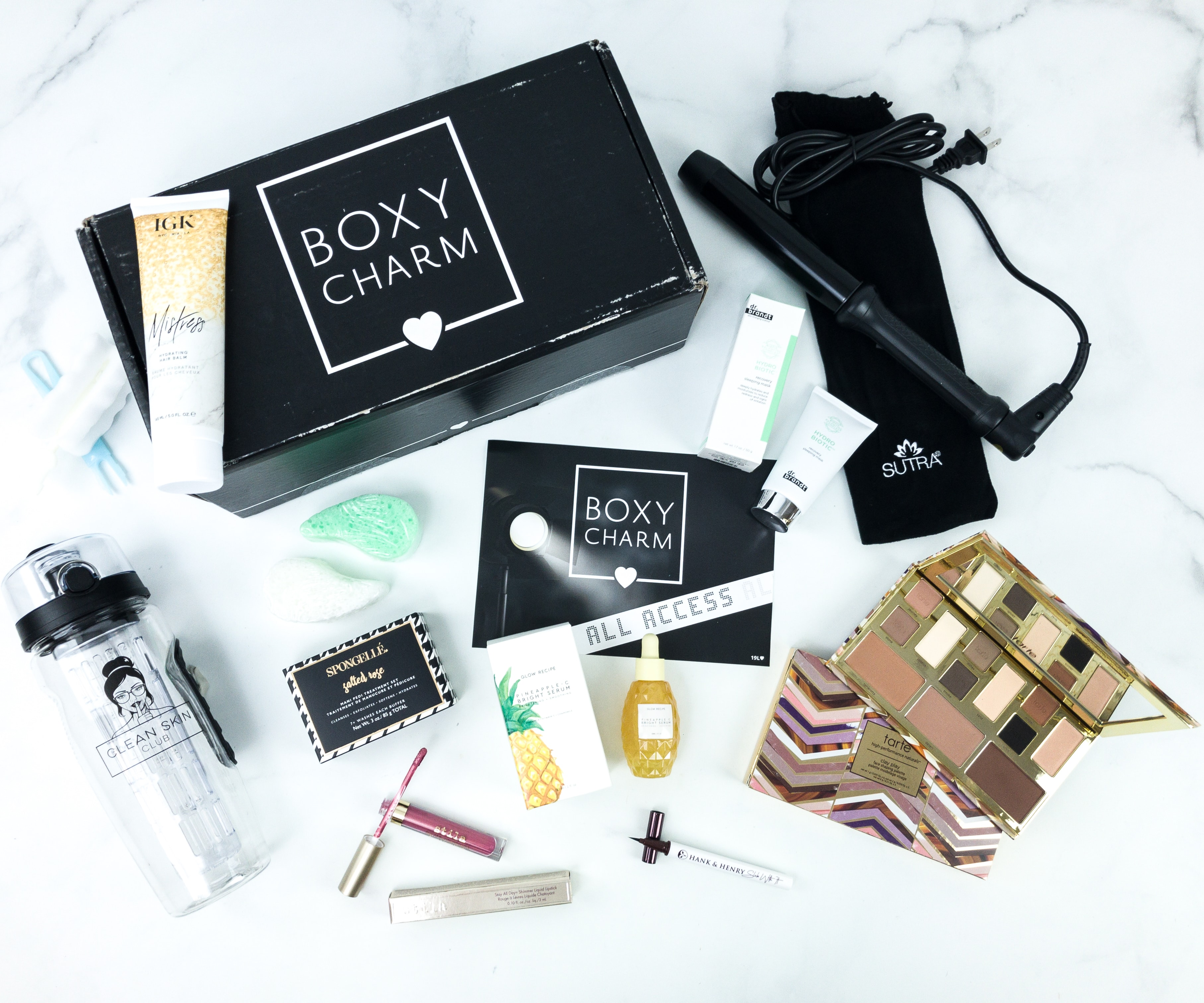 BOXYCHARM September 2019 BoxyLuxe Review + Coupon