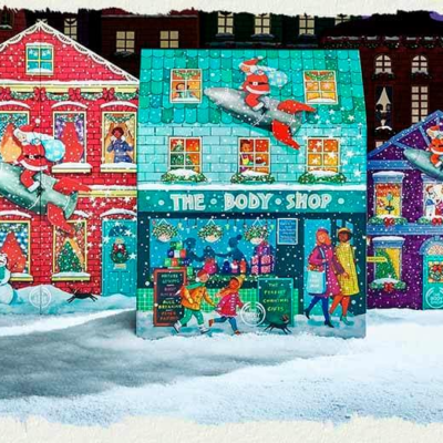 The 2019 Body Shop US Beauty Advent Calendars Available Now + Full Spoilers!