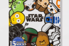 New 2019 Target Star Wars Socks Advent Calendar Available Now!