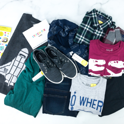 Stitch Fix Kids September 2019 Boys Review