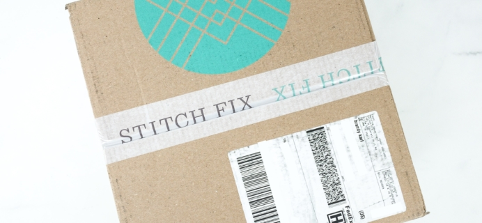 August 2019 Stitch Fix  Review