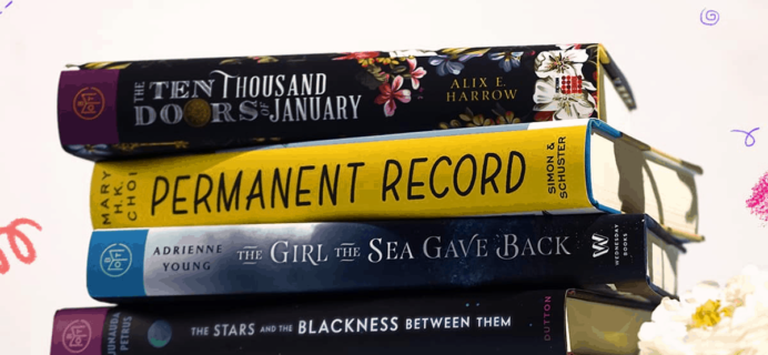 Book of the Month YA Coupon: First Box $5!