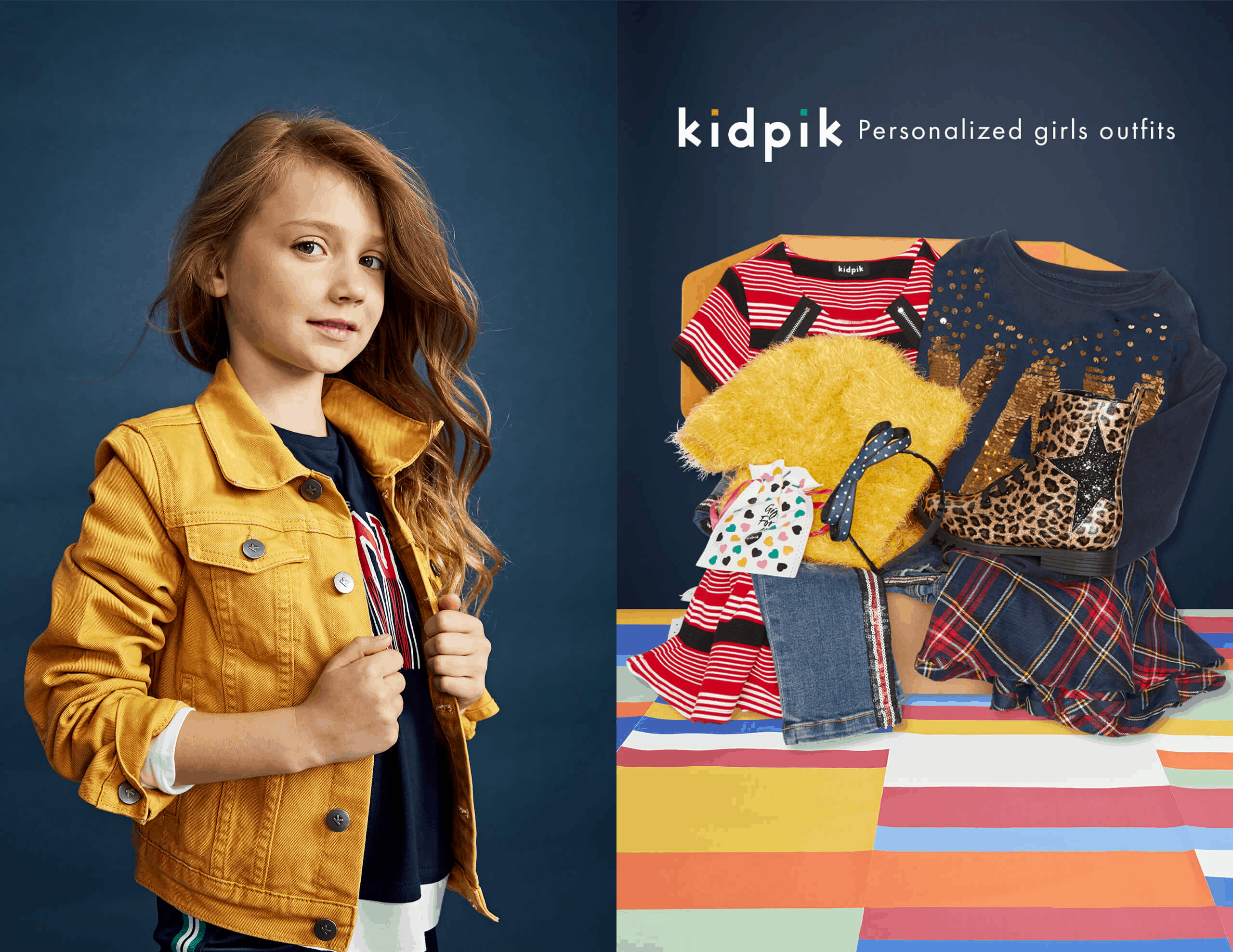 Kidpik Veteran's Day Sale: Get 40% Off Your First Box!