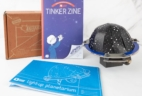 KiwiCo Tinker Crate Review & Coupon – LIGHT UP PLANETARIUM