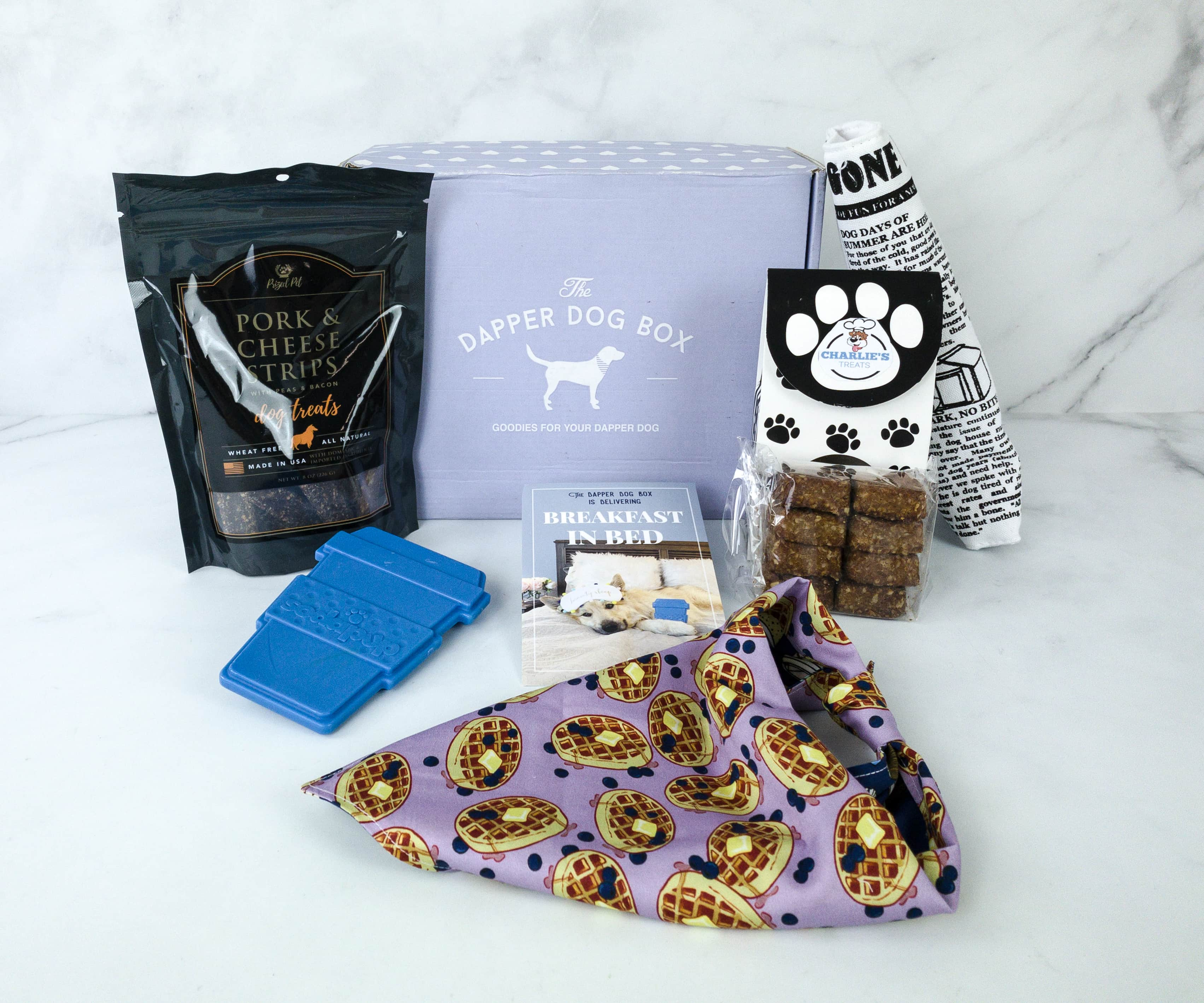 The Dapper Dog Box September 2019 Subscription Box Review + Coupon