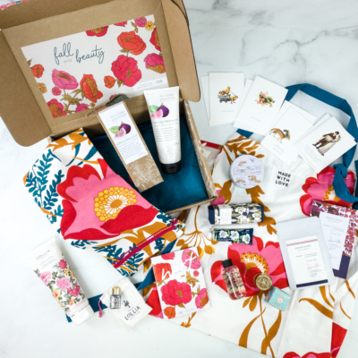Margot Elena Fall 2019 Discovery Box Review