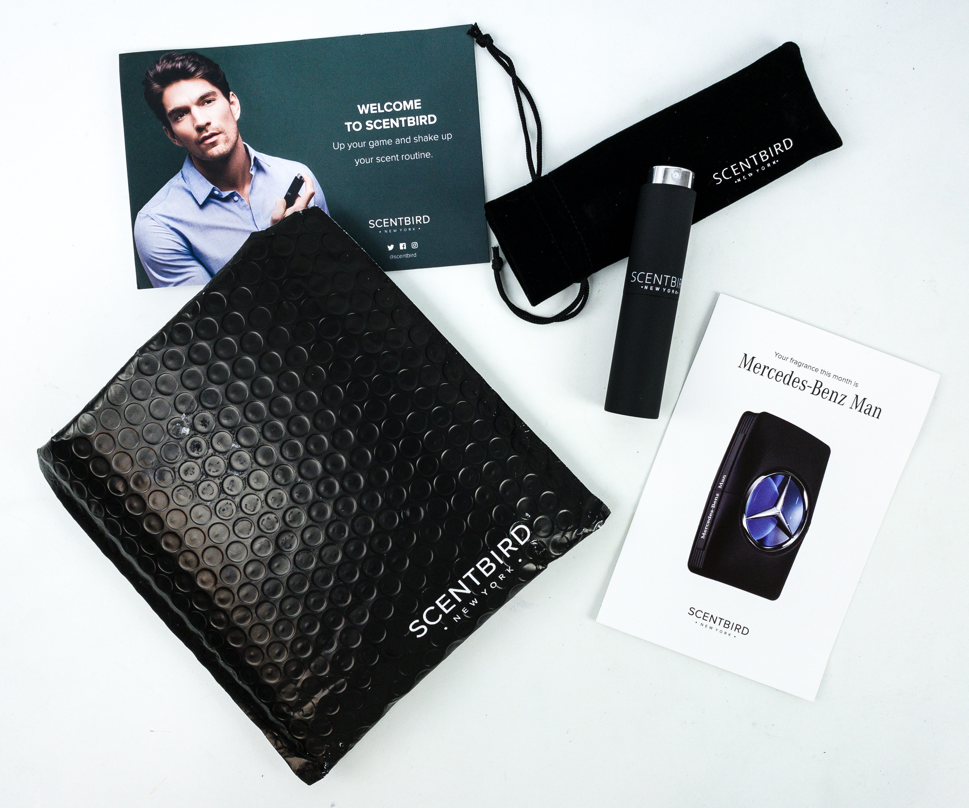 Scentbird for Men October 2019 Subscription Review & Coupon