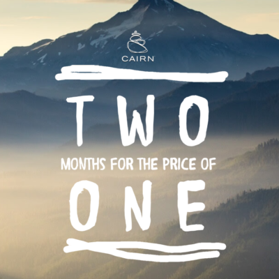 Cairn Coupon: Get Your Second Month FREE!