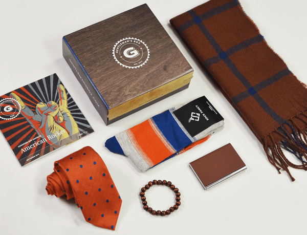 Gentleman's Box Flash Sale: Get 50% Off!