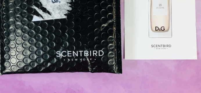 Scentbird September 2019 Fragrance Subscription Review & Coupon