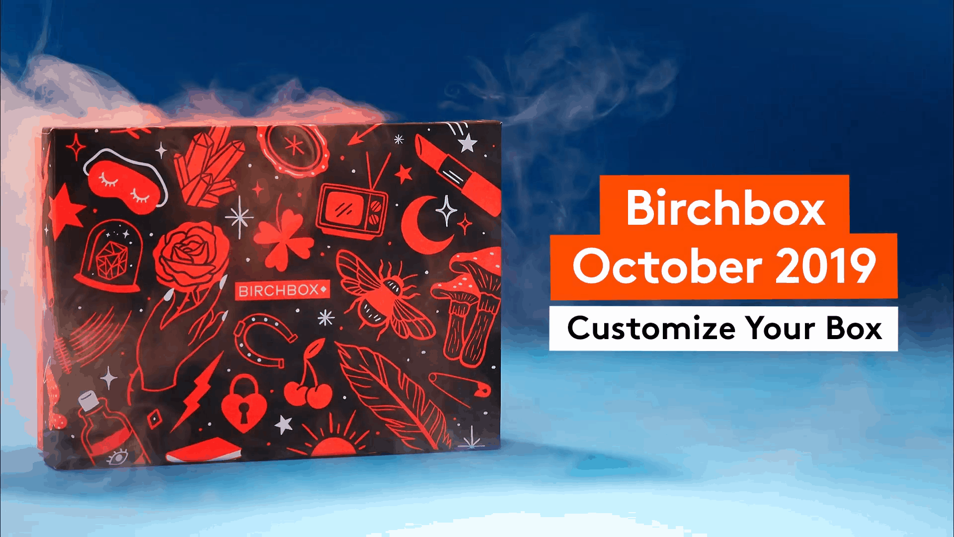 Birchbox October 2019 Selection Time!