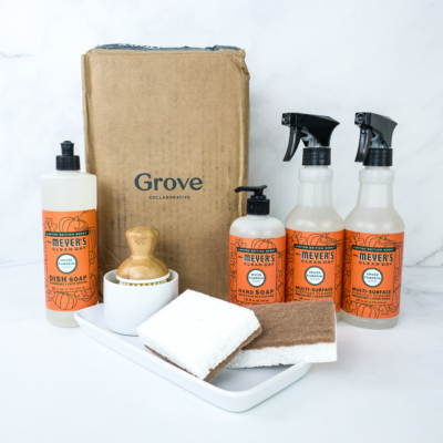 Grove Collaborative Fall 2019 Review & Coupon