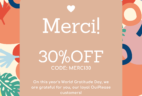 Oui Please Sale: Save 30% on Subscriptions – EXTENDED!