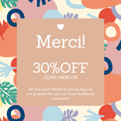 Oui Please Sale: Save 30% on Subscriptions!