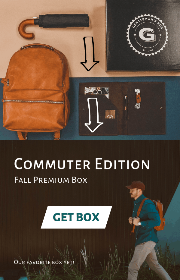 Gentleman's Box Premium Sale: Get 30% Off Your First Box!