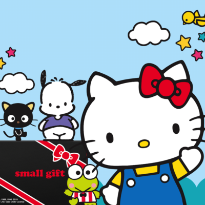 Sanrio Small Gift Crate Winter 2019 Theme Spoilers + Coupon!