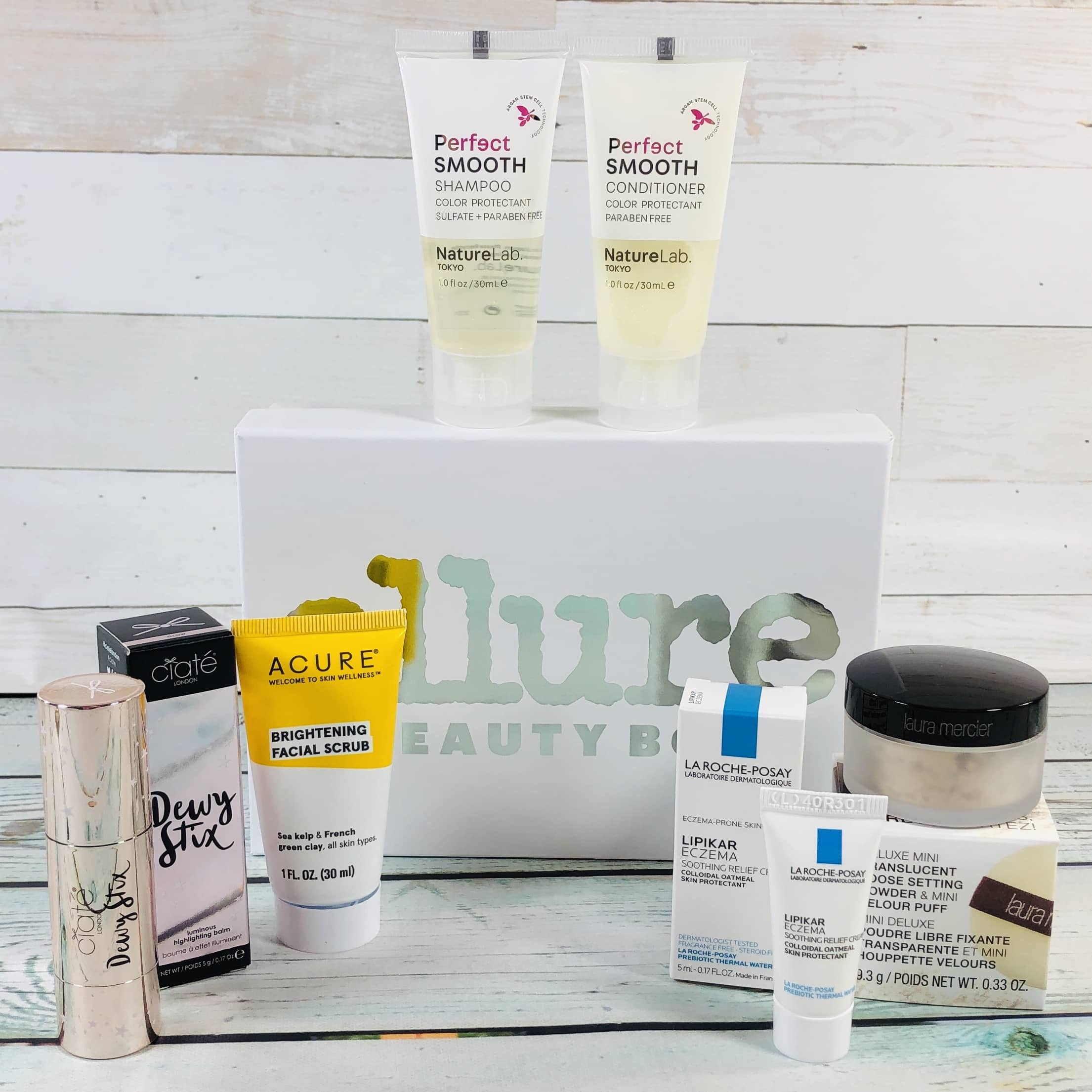 Allure Beauty Box September 2019 Subscription Box Review & Coupon