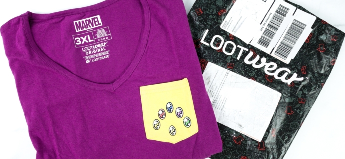 Loot For Her Subscription by Loot Crate April 2019 Review & Coupon