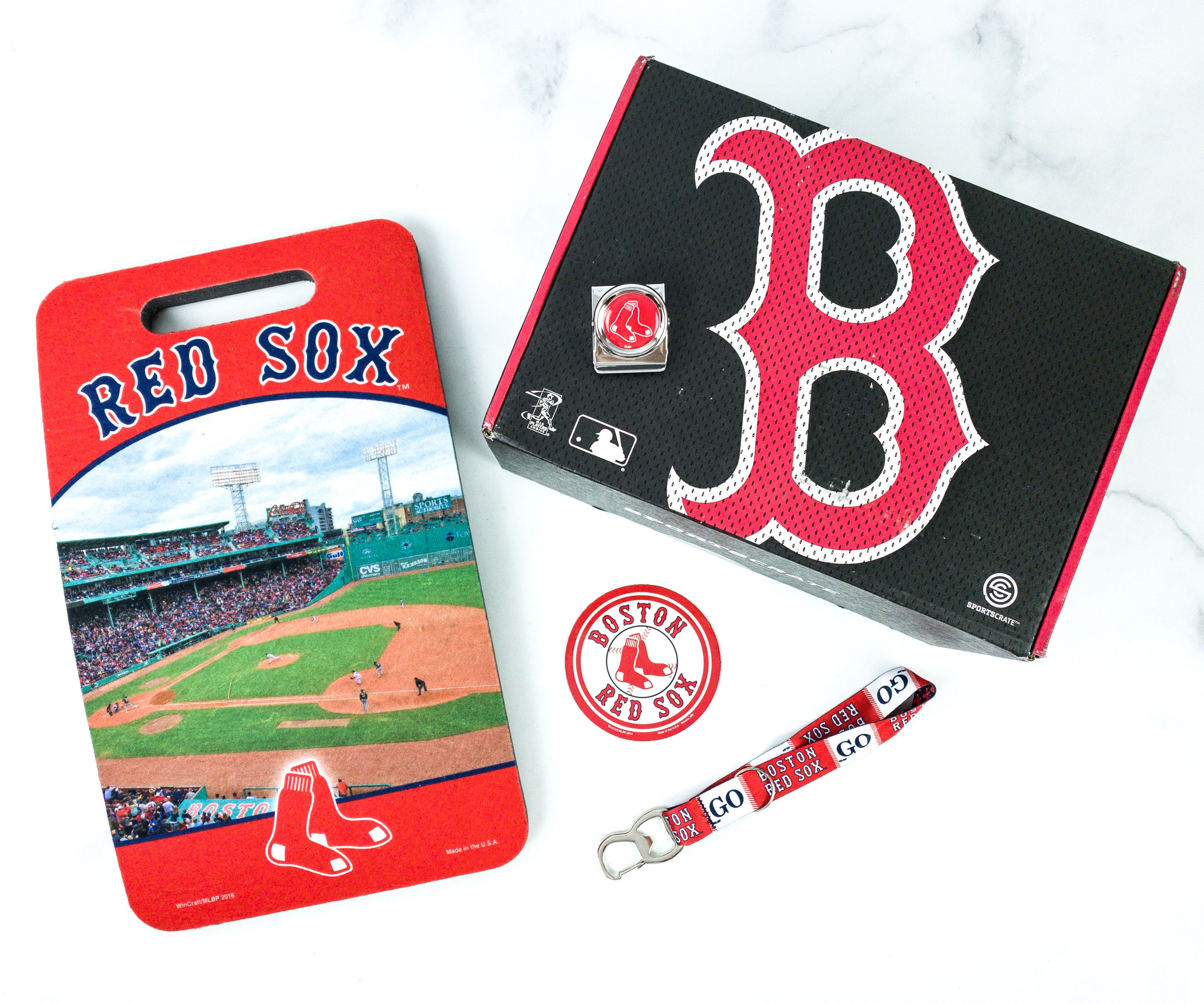 Sports Crate MLB Edition June 2019 Review  – Diamond Crate!