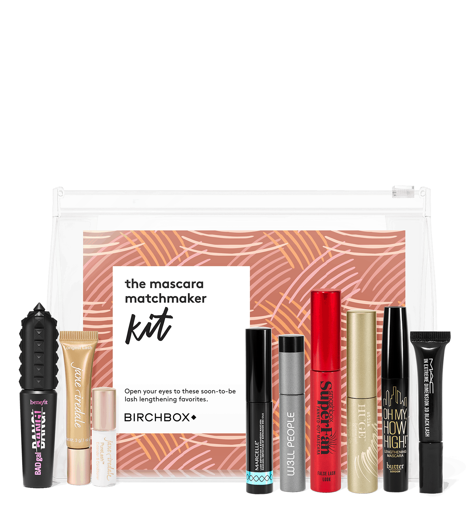 The Mascara Matchmaker Kit – New Birchbox Kit Available Now + Coupons!
