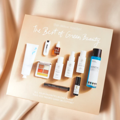 The Detox Market 2019 Best of Green Beauty Box Available Now + Full Spoilers!