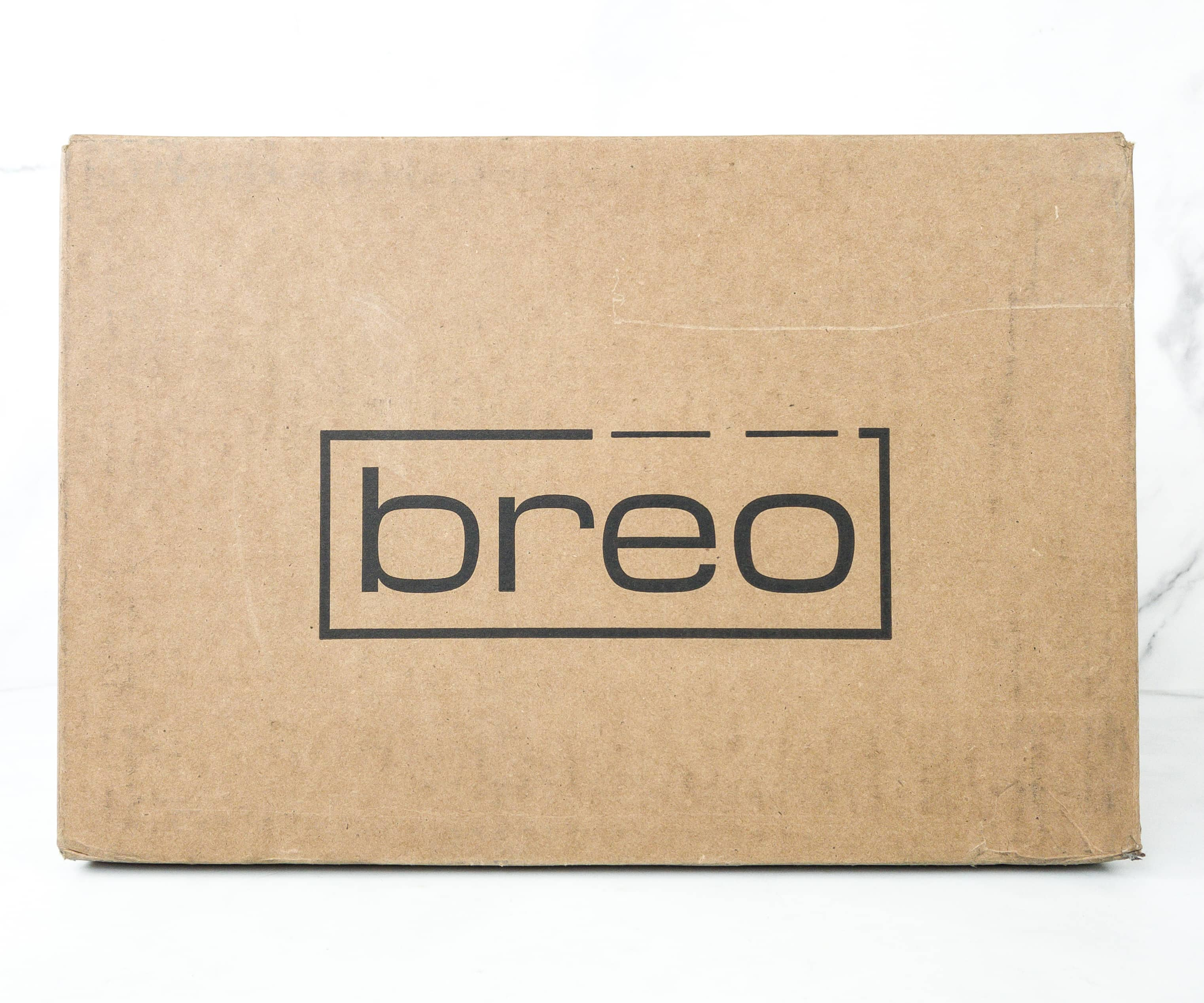 Breo Box Subscription Box Review + Coupon – Fall 2019