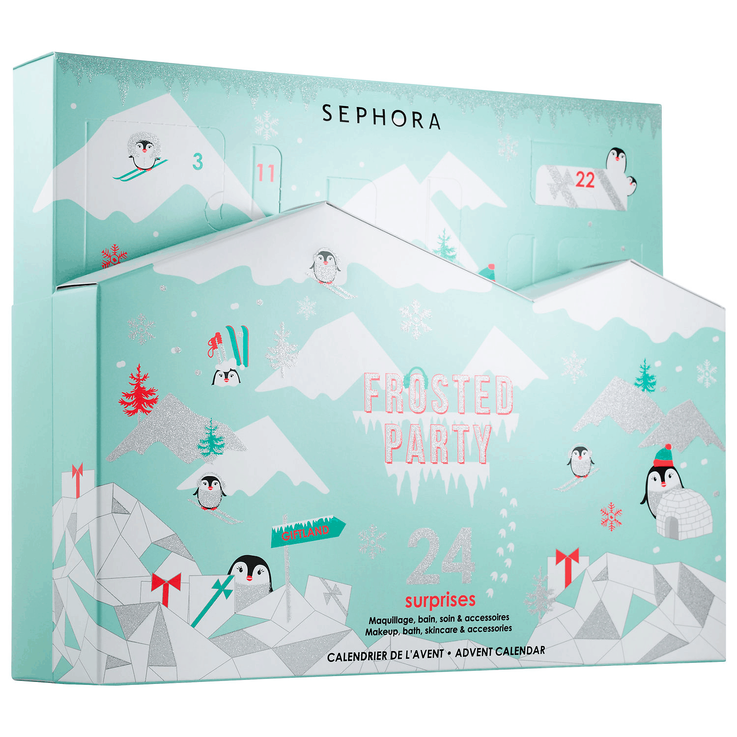 2019 Sephora Advent Calendar Available Now + Coupons