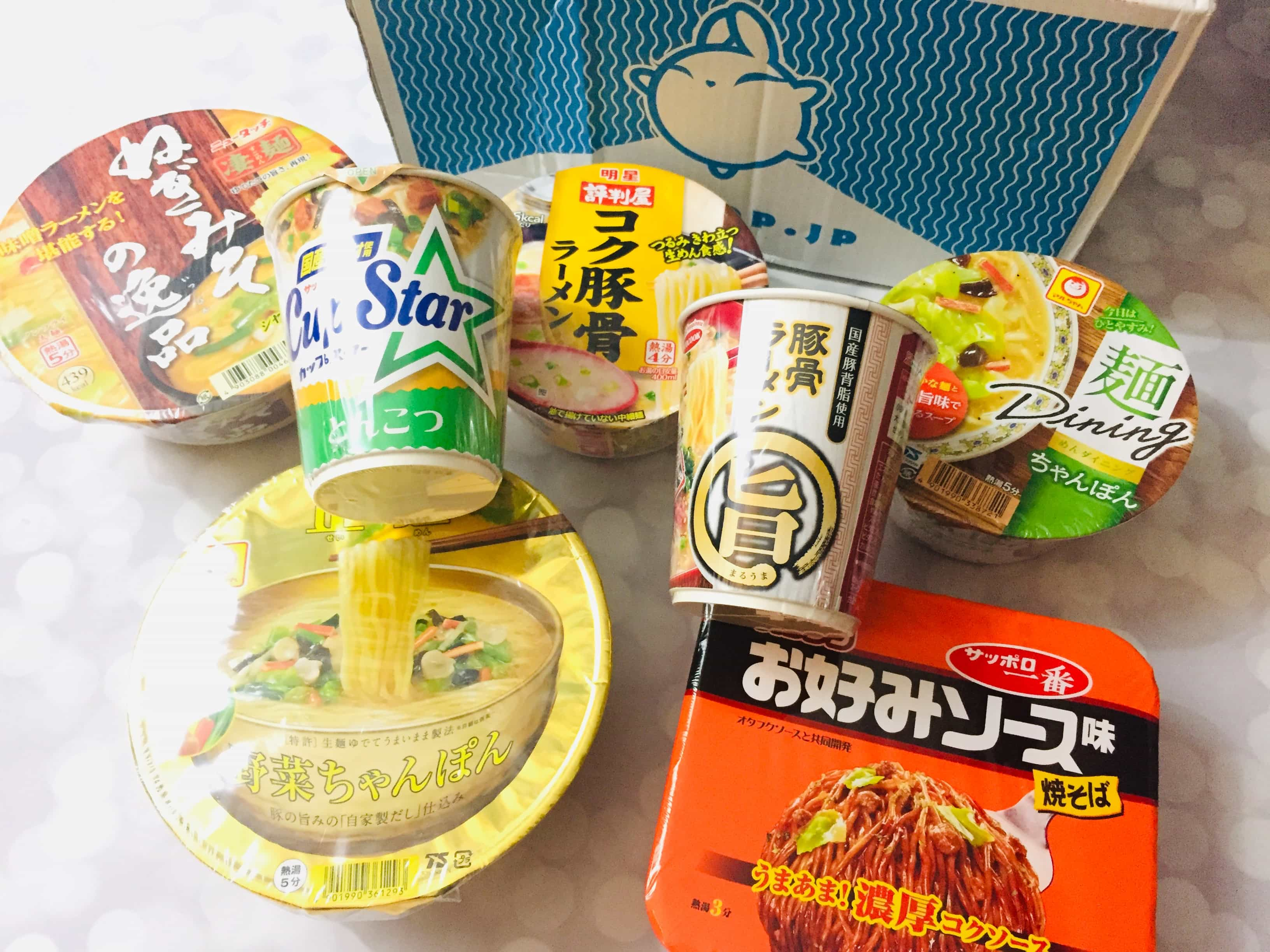 ZenPop Japanese Packs October 2019 Review – Ramen Pack *