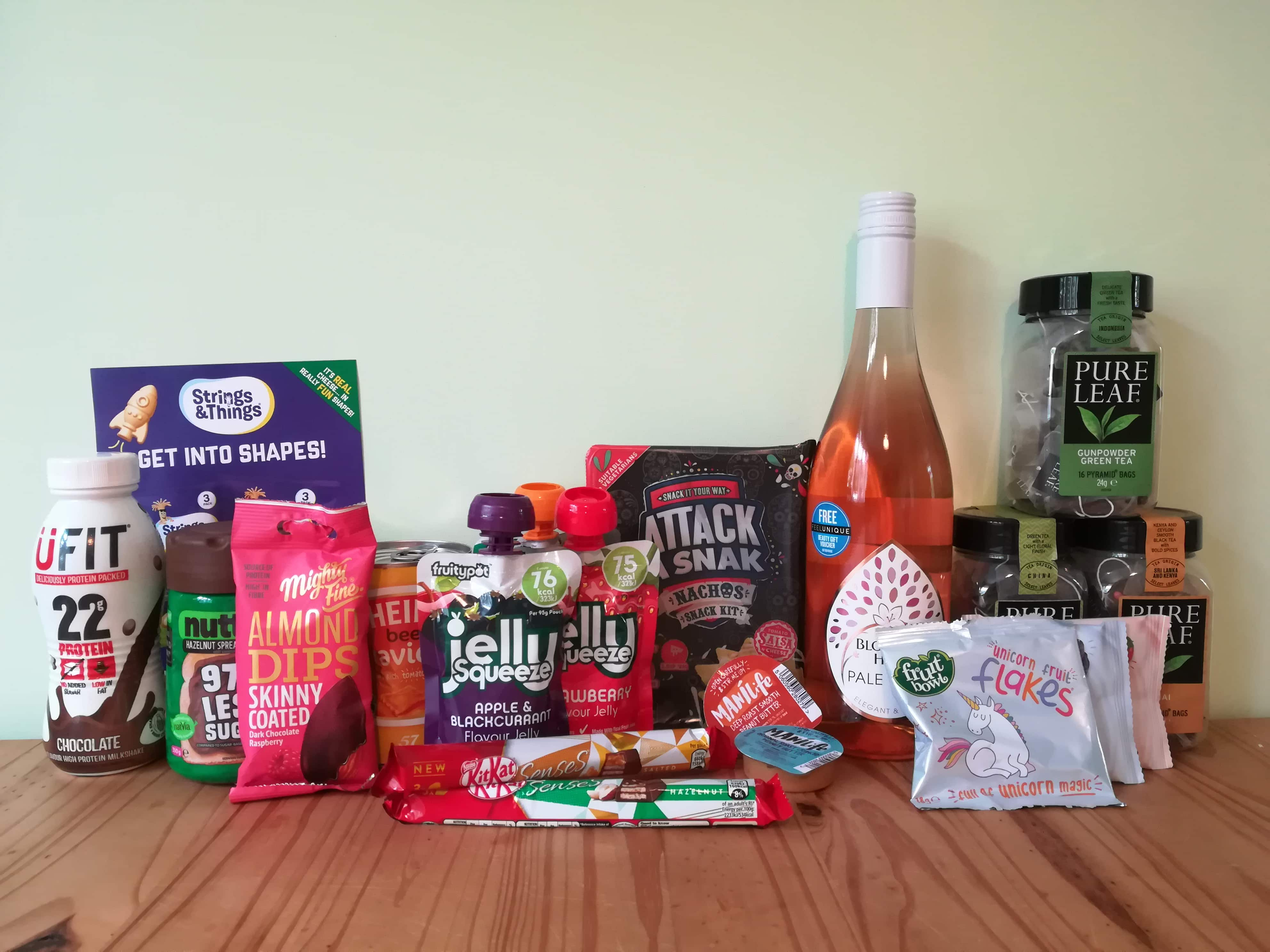 DegustaBox UK August 2019 Subscription Box Review + Coupon!
