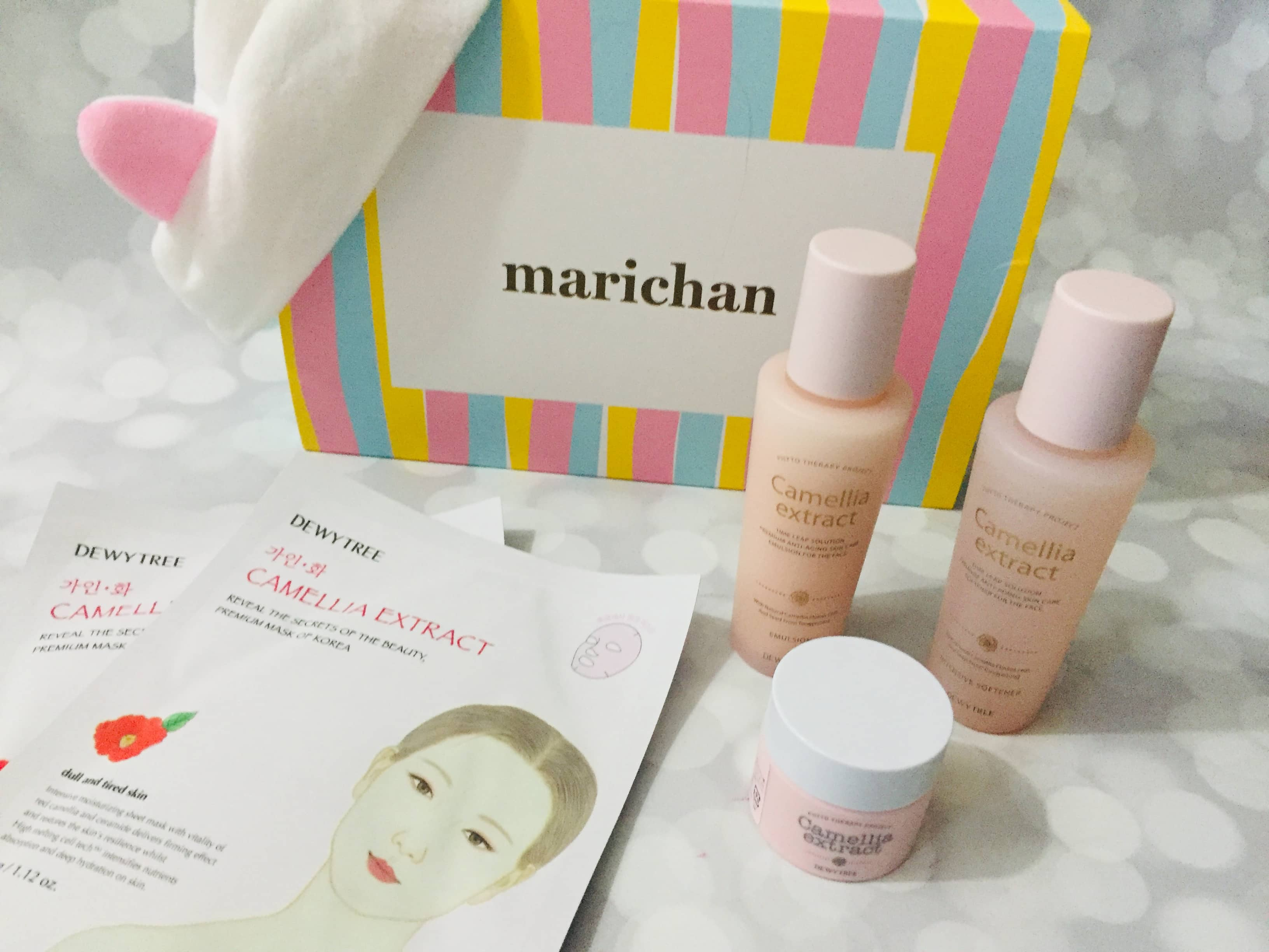 MarichanBox July 2019 Subscription Box Review + Coupon