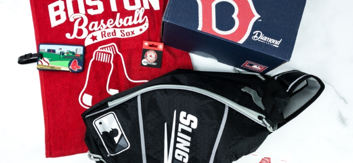 Sports Crate MLB Edition February 2019 Review + Coupon – Diamond Crate!