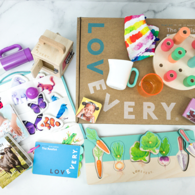 Toddler Play Kits by Lovevery Subscription Box Review + Coupon – The Realist!
